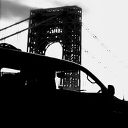 Michelle NYC Bridge © Rebekka Kaufmann